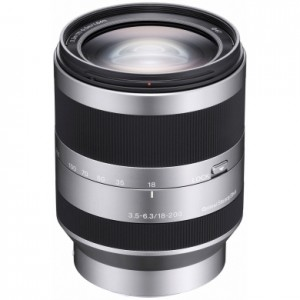 NEX E18-200mm F3.5-6.3 telephoto zoom lens